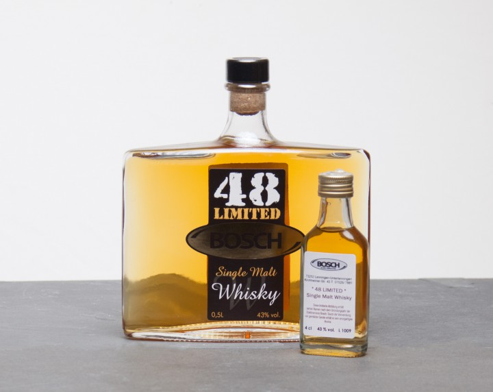 """48 LIMITED"" Single Malt Whisky"