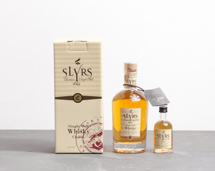 Slyrs Single Malt Whisky 2011